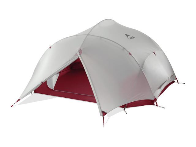 MSR Papa Hubba NX - Tente - gris/rouge